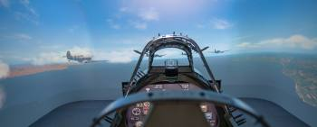 White Cliffs 20 minute Simulator  Flight £40