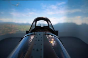 White Cliffs 20 minute Spitfire flight Simulator  Flight