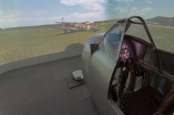 Take off and Land your Spitfire 40 minutes with combat