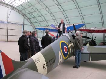 Spitfire Tour Options