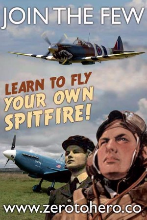 Zero to Hero ACESquadron  Enstone Flying Club