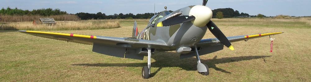 Mk26b Spitfire Alpha Enstone Flying Club